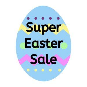 Super Easter Sale